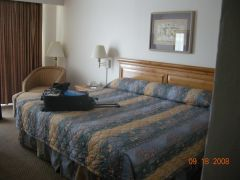 Our room in TJ