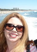 Me at Santa Monica Beach