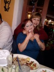 My Birthday (48) fundraiser for Relay for Life at El Torito
