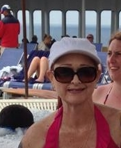 On cruise in hot tub may 2014