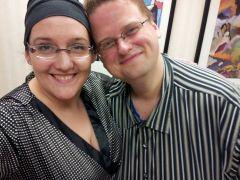 Me & Sam May 2012